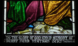 Stained Glass Window 1-