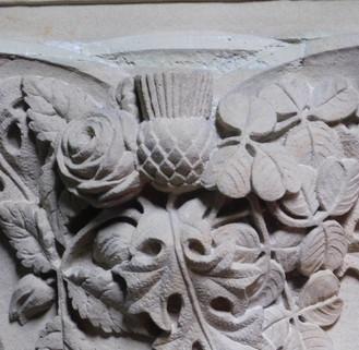 Thistle Pillar Carving.jpg