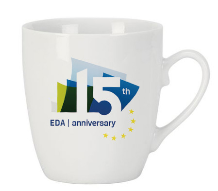 European Defense Agency Logo Anniver
