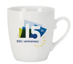 European Defense Agency Logo Anniver