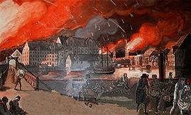 Undervisningsfilm Stormen på Bastillen & Københavns bombardement