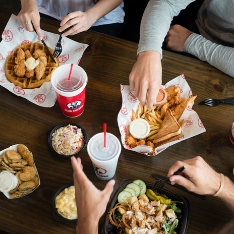 Grab a Meal with Friends