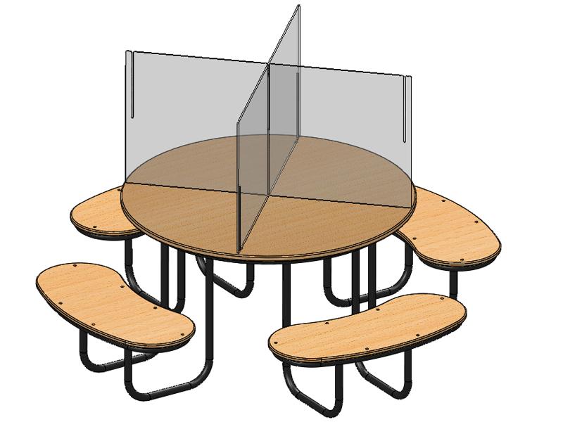 Vantage™ Modular Acrylic Protection Panels