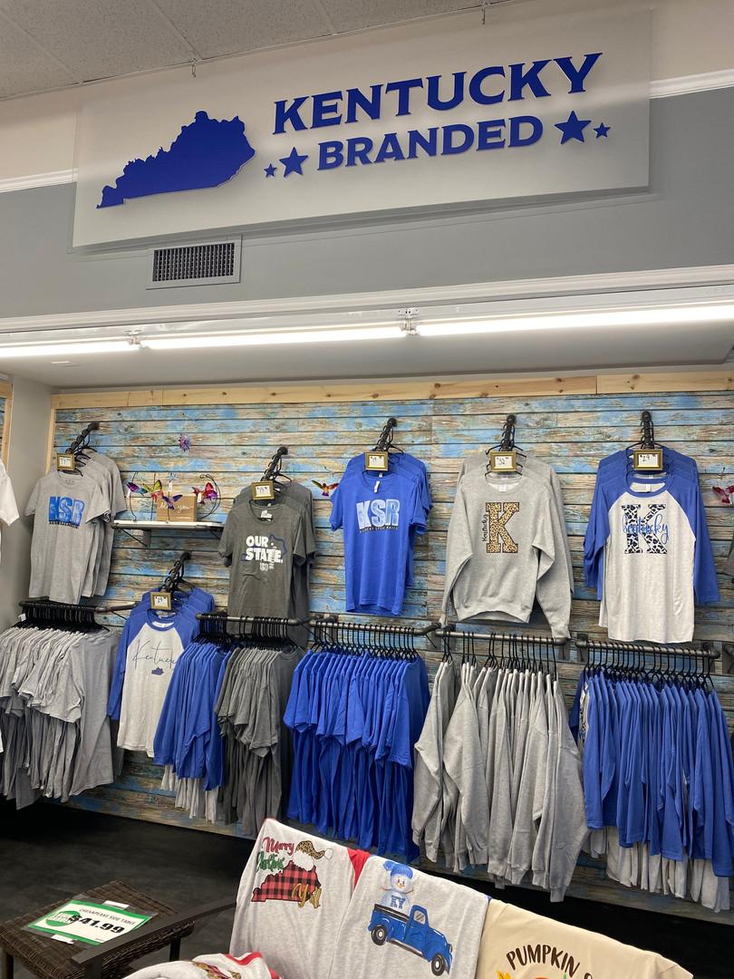 Kentucky Branded Apparel