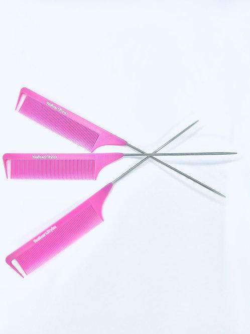 YHS Precision Rat Tail Comb