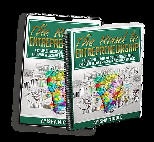 Road to Entrepreneurship (Ebook + Hard Copy)