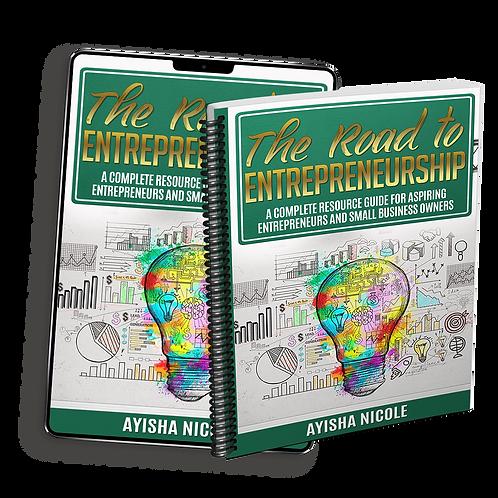 Road to Entrepreneurship Bundle (eBook + Hard Copy)