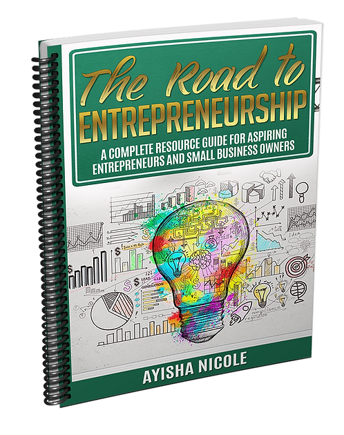 The Road to Entrepreneurship Resource Guide (Hard Copy)