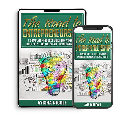 The Road to Entrepreneurship Resource Guide (eBook)