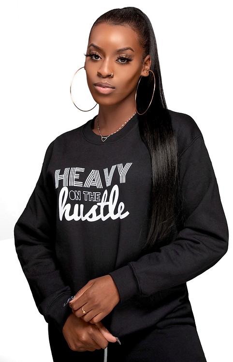 Heavy on the Hustle Crewneck Sweatshirt