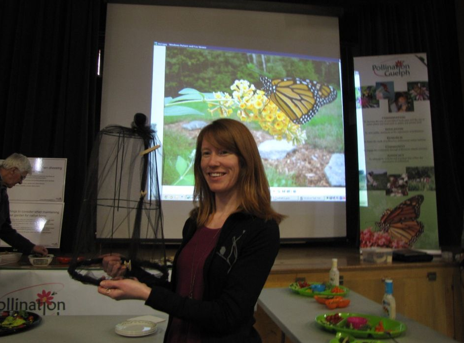 Pollination Guelph Event