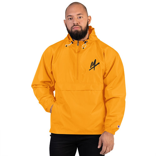 Embroidered Champion Packable Jacket (Mpax Logo)