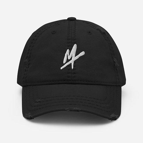 Distressed Dad Hat (Mpax Logo)
