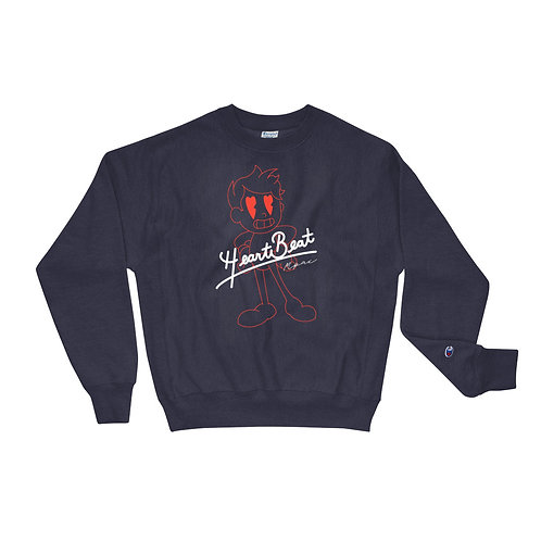 "Champion ""HeartBeat"" Sweatshirt"