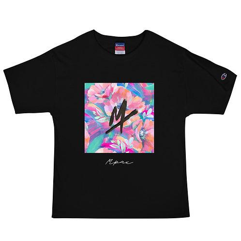 """Men's Champion """"Mpax"""" T-Shirt (Floral)"""