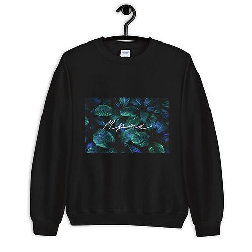 Unisex Sweatshirt (Jungle Floral)