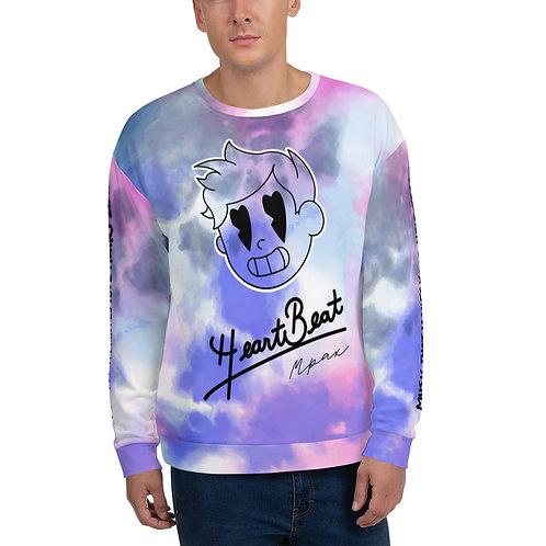 """""""Slushie HeartBeat Kid"""" Unisex Sweatshirt (Slim Fit)"""