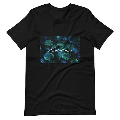 Short-Sleeve Unisex T-Shirt (Jungle Floral)