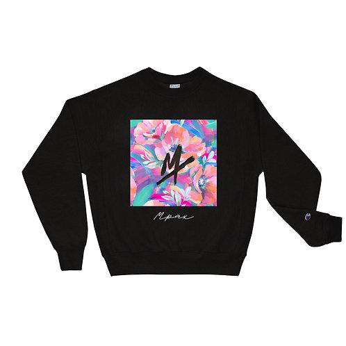 "Champion ""Mpax Floral"" Sweatshirt"