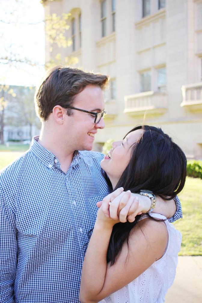 Madison + Owen Engagement