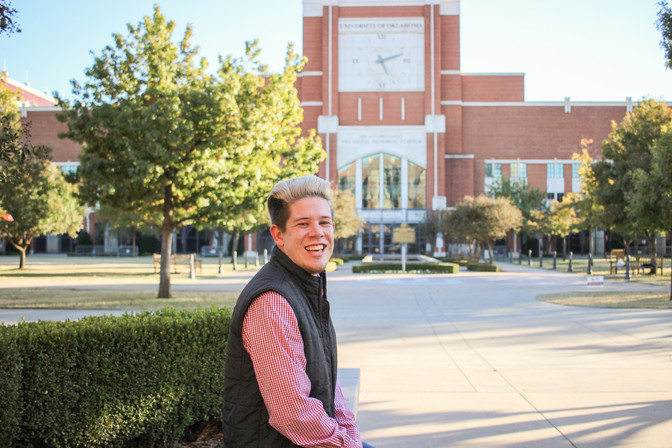 Dalton | University of Oklahoma Senior