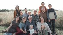 Fall Families Shoot
