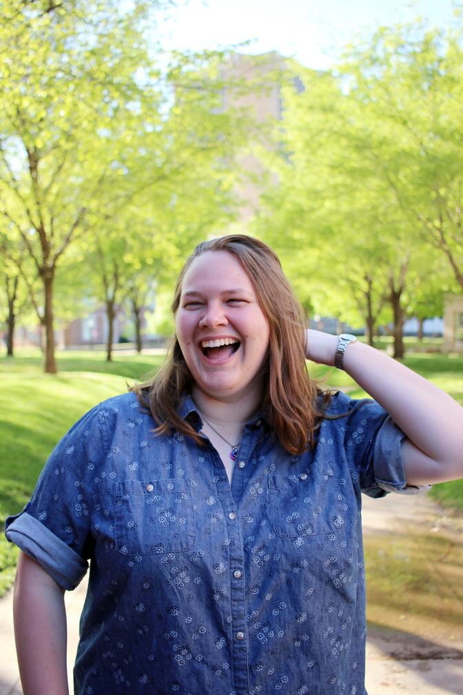 Beth | University of Oklahoma Senior