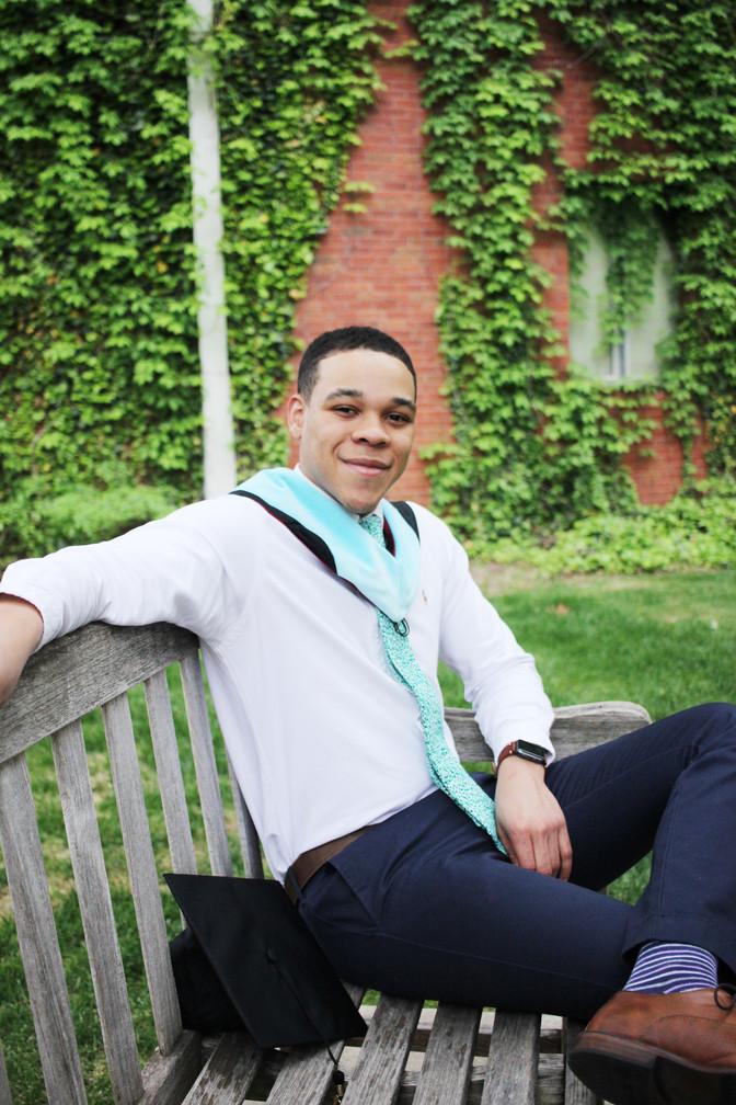 Shaq | M.Ed. Graduate