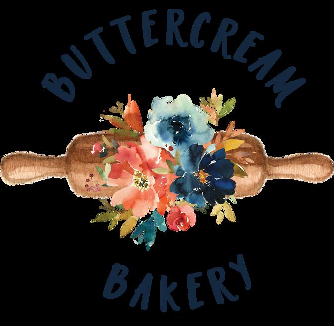 Buttercream Bakery Branding