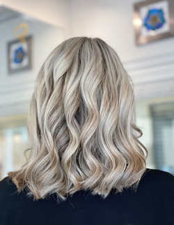 Destiny Blonde Short