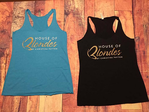 House Of Blondes Tank