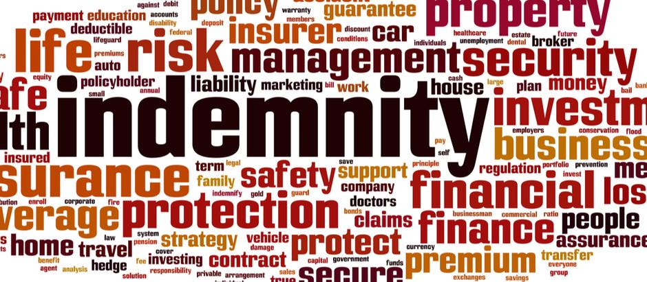 Indemnity Agreements
