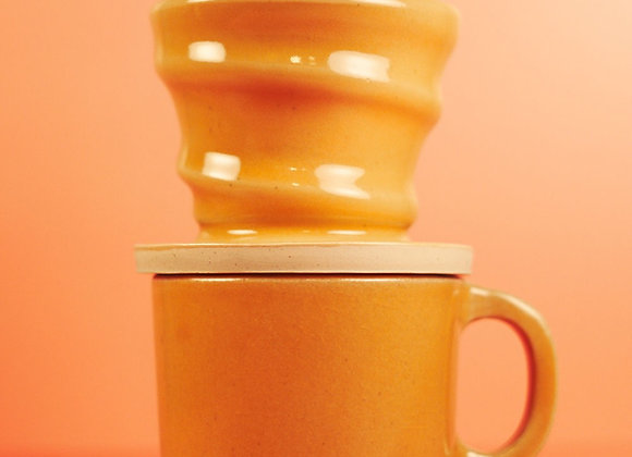 Tangerine Dream Coffee Pourover Set