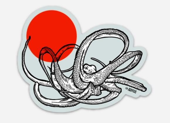 RedSun Sticker Collection #1