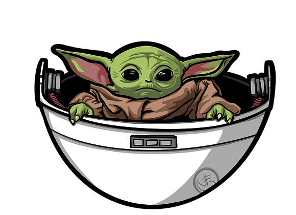 """Baby Yoda"" The Child"