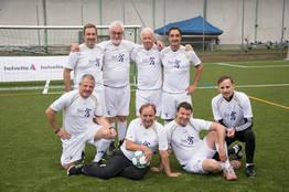 FIm Walking Football Team