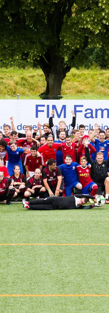 Teams SAC 2018 Innerschweiz