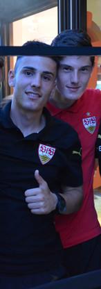 SPieler VfB Stuttgart