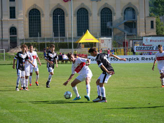 U16 VfB Stuttgart vs.  U16 FC Lugano