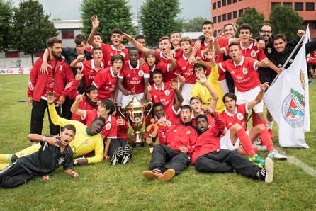 Benfica Lissabon U16 und Special Needs Team