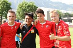 Team Vorarlberg & Laos