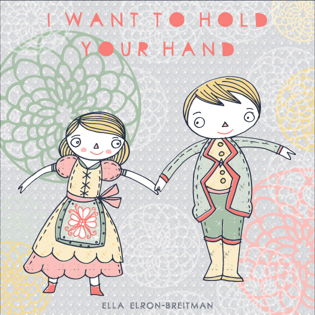 I Want to Hold Your Hand Card