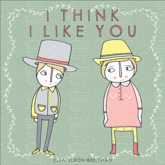 I Think I Like You Card
