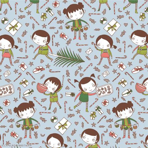 ELLA_ELRON-BREITMAN_Christmas-ElvesAWeb.