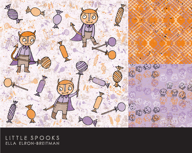 Little Spooks Collection