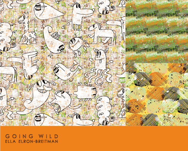 Going Wild Pattern Collection