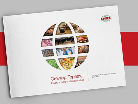 Letter From Our Chief Sustainability Officer on the Launch of OSI's Global Sustainability Report