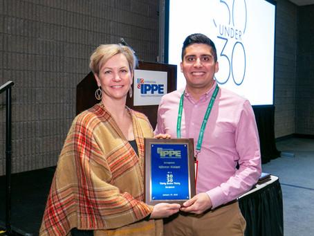 "OSI Supply Chain Supervisor Wins""30 Under 30"" Award"