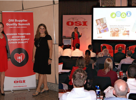 OSI's Director of Sustainability in Europe has One Foot in Sustainability and One in Operations