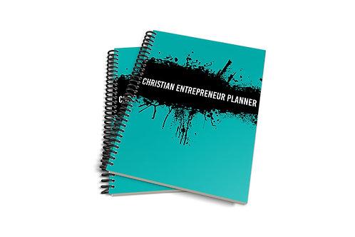 2020 Christian Entrepreneur Planner - Spiral Bind